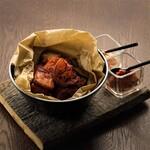 biodinamico - 牛脂で揚げたフライドポテト