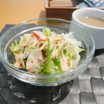 天寿園カフェ キママ - 料理写真: