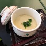 レストラン東北牧場 - 茶碗蒸し
