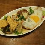 City Dining MACY's - タコライス