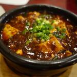 川国風味小林 - 料理写真:麻婆豆腐