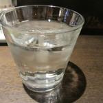 ガレリア - お水