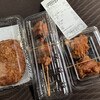 肉の宮崎 - 料理写真:メンチ・焼き鳥・ザンギ