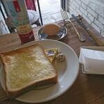 ル カフェ ド ブノワ - 料理写真: