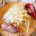 にらなんばんラーメン 香麺 - 料理写真:にらなんばんラーメンみそ