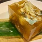 Matsuou - プルプルでトゥルントゥルンの煮凍り 旨味の塊とはこのことですね