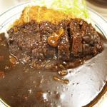 キッチン南海 - カツカレー(700円)