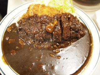 キッチン南海 神保町店 - カツカレー(700円)