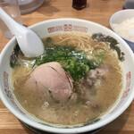 冨ちゃんラーメン - ラーメン!