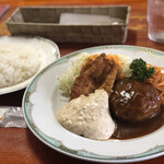 味のおぐら - ビジネスセット¥1,050