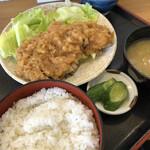 お食事の店 いそしぎ - いそしぎ特製焼き肉定食 940円