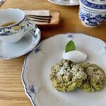 Cream Tea - 料理写真:スコーンセット