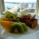 キーウエスト - ☆いろいろフルーツのお皿です☆