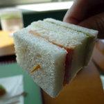 キーウエスト - ☆サンドイッチは2種類がピックに☆
