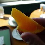キーウエスト - ☆フレッシュなオレンジですね☆