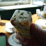キーウエスト - ☆モンテリマール…オレンジの花からとった蜂蜜豊かなムースにドライフルーツを☆