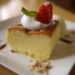 cafe de lacasa - チーズケーキ