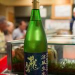 東家 - 龍勢 辛口 特別純米生酒 涼風生生