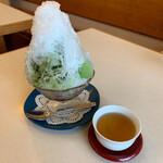 櫻子 - かき氷(宇治金時)