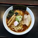 つけ麺丸和 - 料理写真:嘉六スープ 中華そば