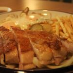 ハドル ハドル - Grill Chicken Steak 980yen