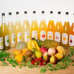 全国各地の日本酒100種類飲み比べ時間無制限 KURAND SAKE MARKET - 果肉感たっぷりの果実酒