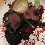BUBU - 岐阜県産鹿フィレ肉のロースト