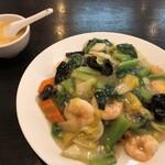 張広東飯店 桜園 - 実に美味しい!