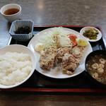 131011725 - 鶏唐揚定食