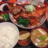 みやたや - 料理写真:金目鯛の煮付け定食:2700円