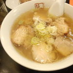 喜多方ラーメン 坂内 調布店 - ラーメン