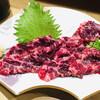 安楽子 - 料理写真:鯨刺身