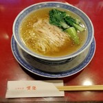 131026521 - スープがキレイですよね。
