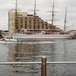 131026523 - 神戸の元町と言えば、やっぱり海。帆船が停泊している光景って好きです。