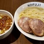 らーめん つけ麺 ノフジ - 料理写真:特製魚介醤油つけ麺