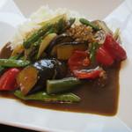 ブー - 料理写真:野菜たくさんカレー