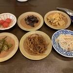 四川料理 巴蜀 - 前菜