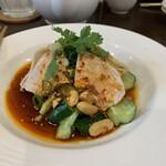 四川料理 巴蜀 - よだれ鶏