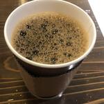 やなか珈琲店 - 本日のコーヒーは、ブラジル/フローレスタ・デ・ヴィセンチ Mサイズで@330円
