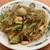 日高屋 - 料理写真:「カタヤキソバ」630円也。税込。コレは麺大盛り不可のよーです。