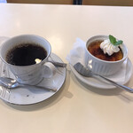 リーム - クレームブリュレとコーヒーセット