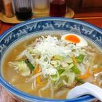 当り矢 - 野菜ラーメン900円税込