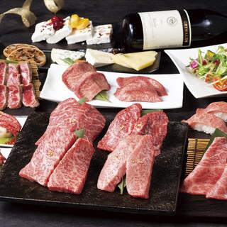 和牛日本一の称号を得た、A5鹿児島産黒毛和牛をお楽しみ下さい