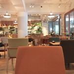 ジンナンカフェ - 店内