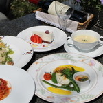 レストラン フォレスト - フルコース