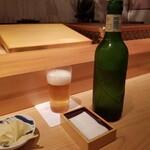 鮨 尚充 - ハートランドビール
