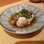鮨 尚充 - 牡蠣