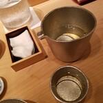 鮨 尚充 - 醸し人九平次 純米大吟醸