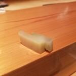 鮨 尚充 - 搾菜
