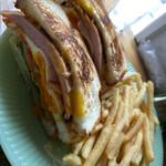 THE BASKET - お友達のサンドイッチ